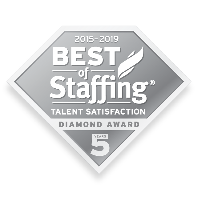 LocumTenens.com Best of Staffing Talent Logo